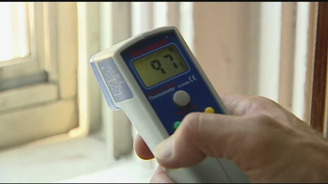 For Tri-state residents without air conditioning, it can be just as hot inside the home as it is outside.