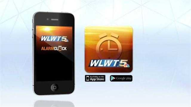 "Install today for iPhone and Android, just search, ""wlwt alarm"" or tap here  iTunes 