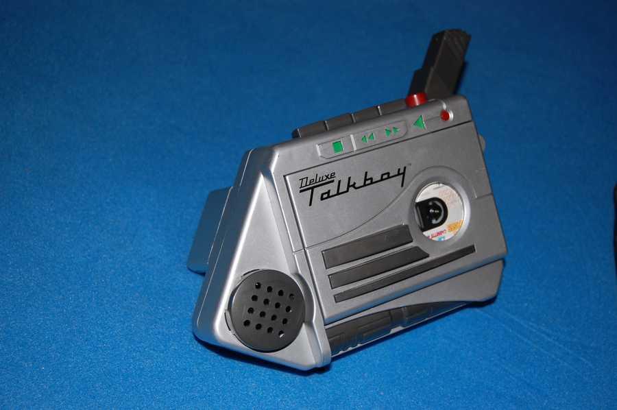 Talkboy recorder