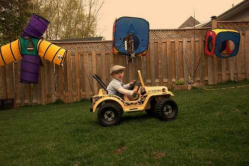 Powerwheel Jeeps