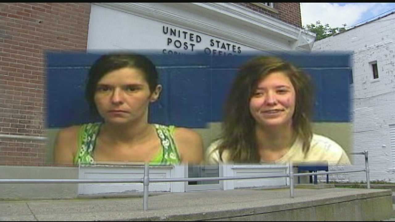 Mom-daughter pair charged in post office burglaries
