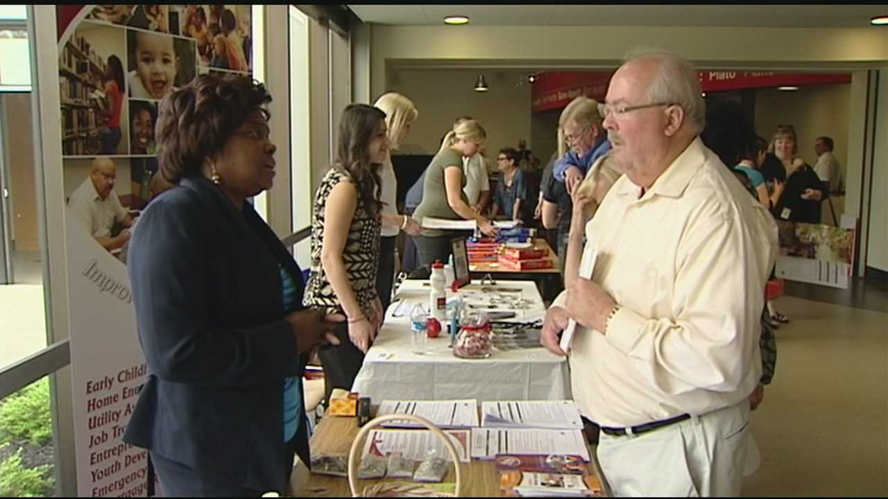 Thousands of job seekers came out to Sharonville Thursday for what organizers were calling the largest job fair in southwest Ohio in the last five years.