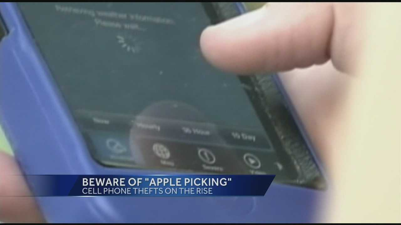 Cincinnati Police are asking the public to be smart with smartphones.