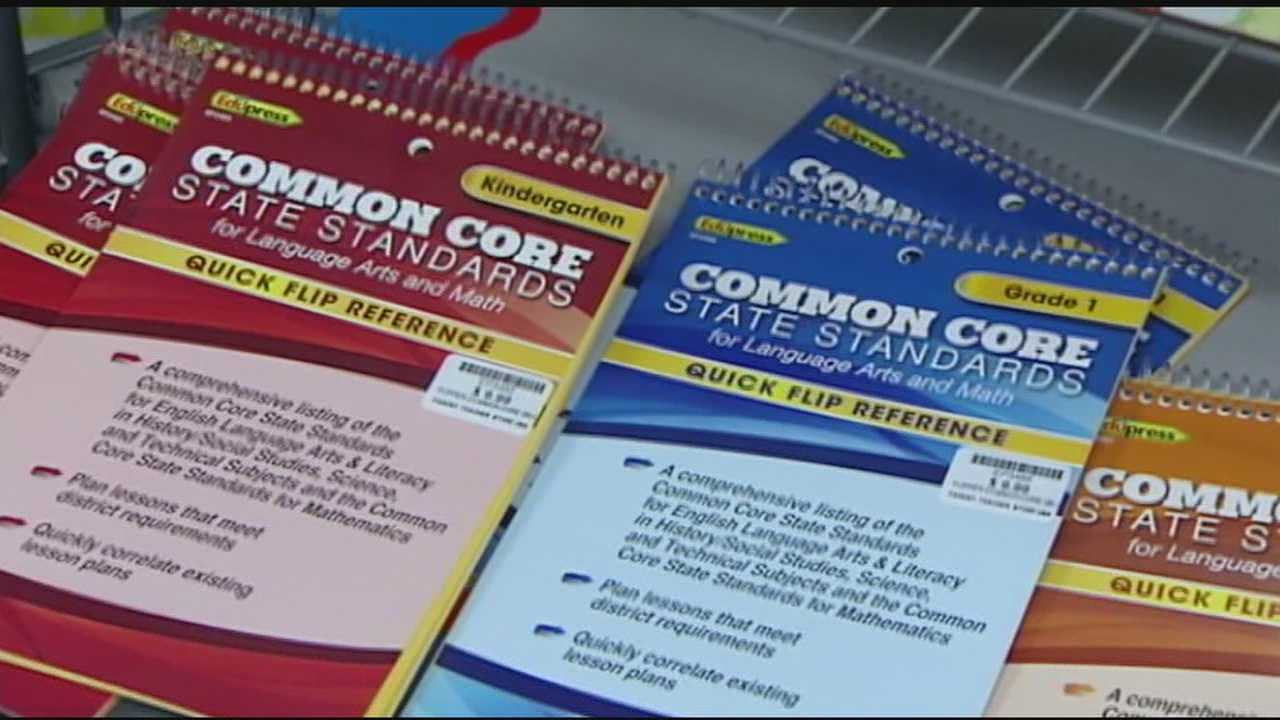Common Core Standards set new expectations for students