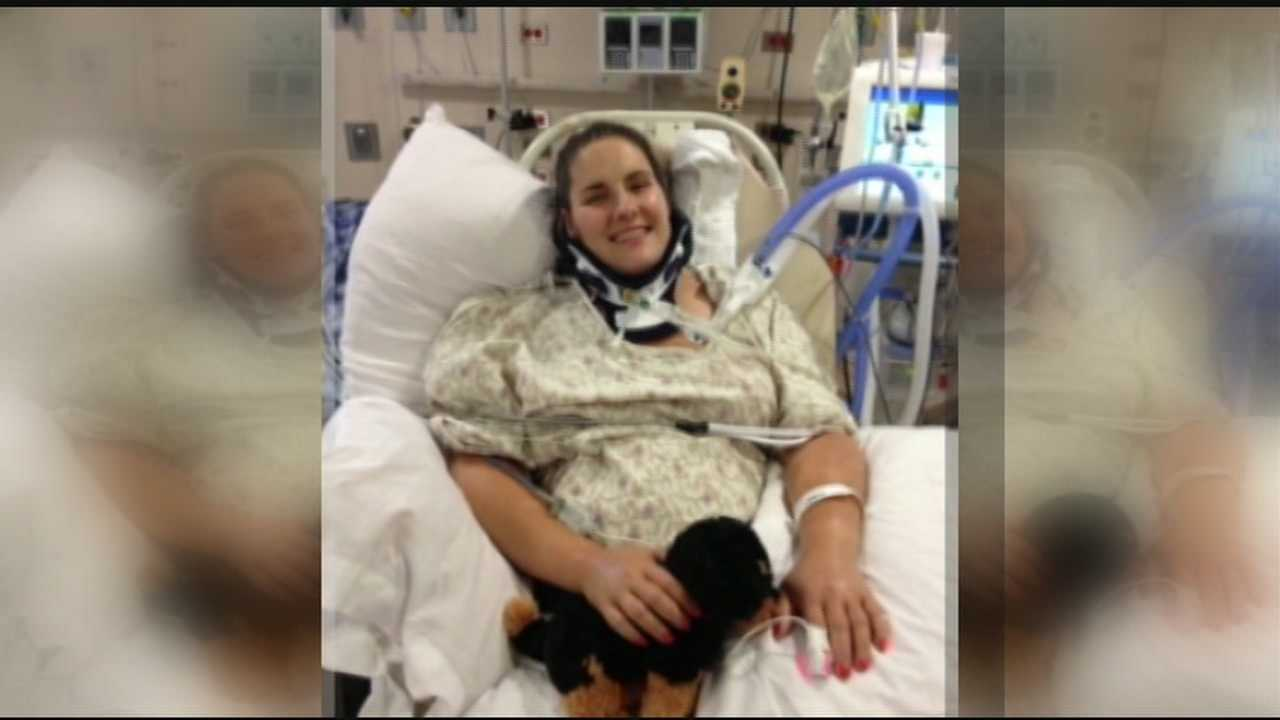 Brother of woman shot by husband talks about her recovery