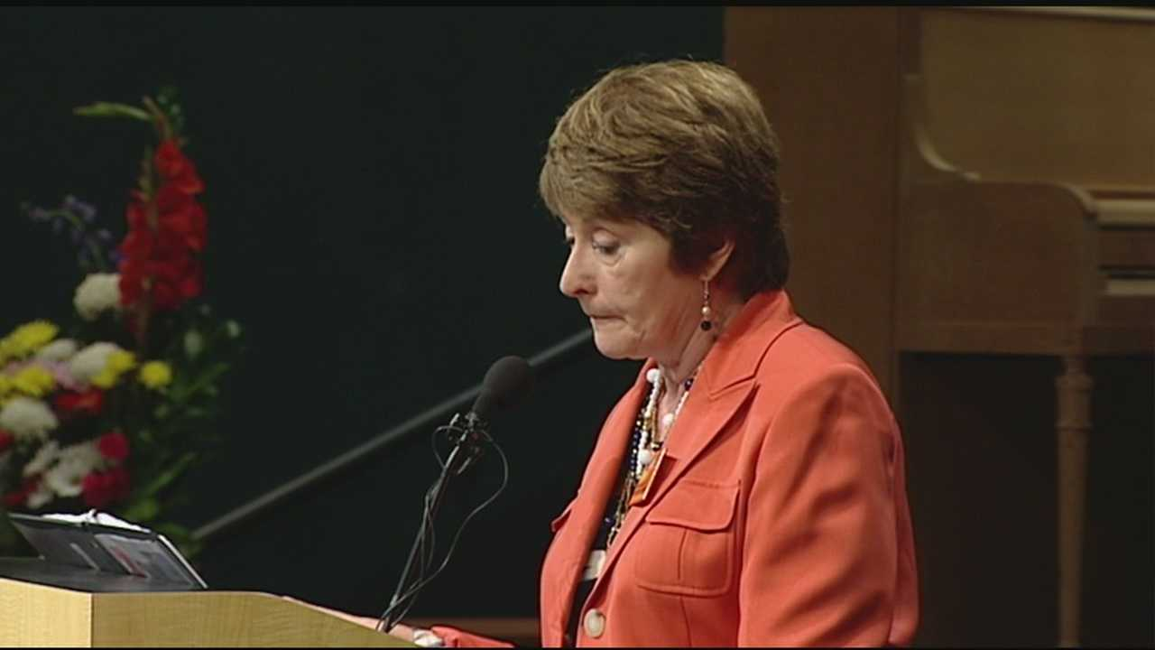 Cincinnati Public School District Superintendent Mary Ronan encouraged her staff for the year ahead Thursday, but also warned of some challenges for the coming school year.