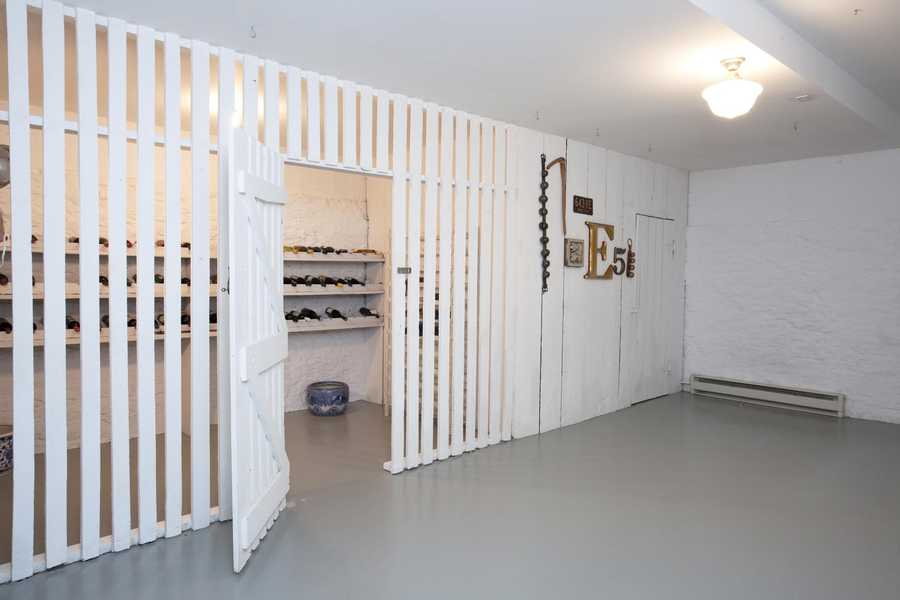 Basement, Wine Cellar