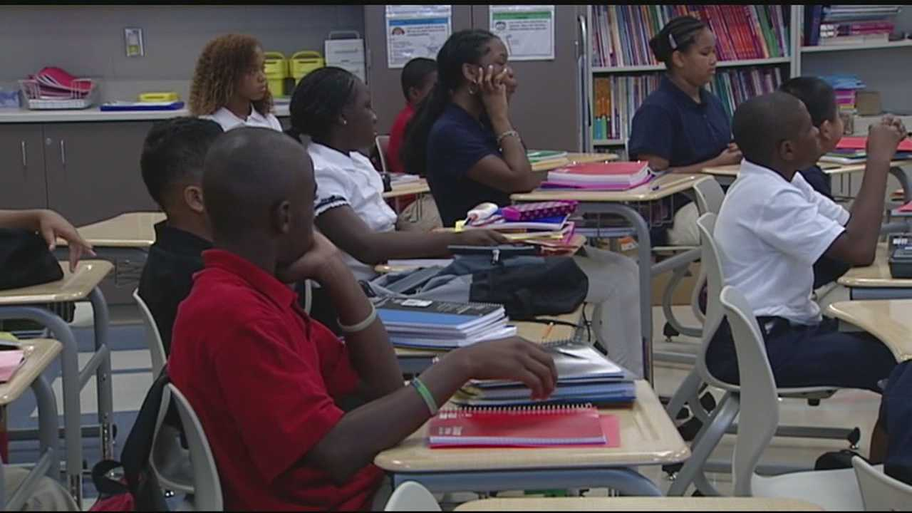 Schools working to get students caught up to grade level