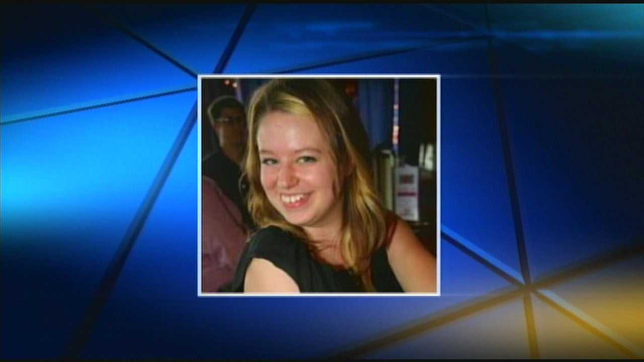 Memorial held for Katelyn Markham Sunday