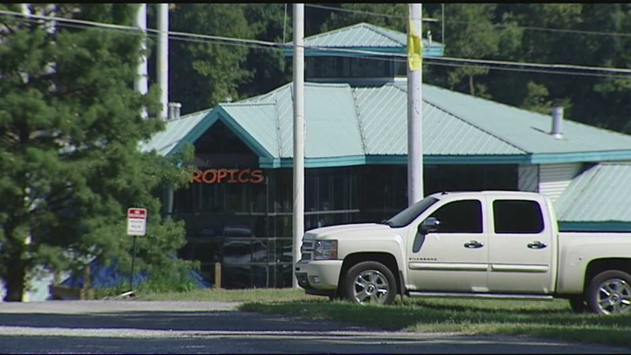 A woman says she was raped near a Dayton marina.