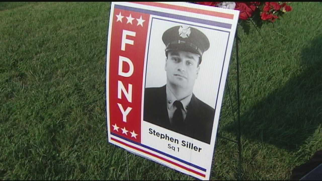 People in the Tri-state honored the legacy of an off-duty firefighter called to help those trapped inside the Twin Towers.