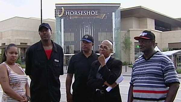 Patrons say casino was profiling them when they were asked to leave