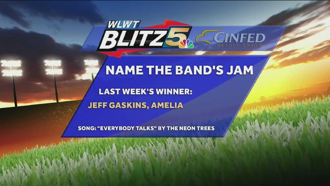 CINFED's Name The Band's Jam Winner for Aug. 23