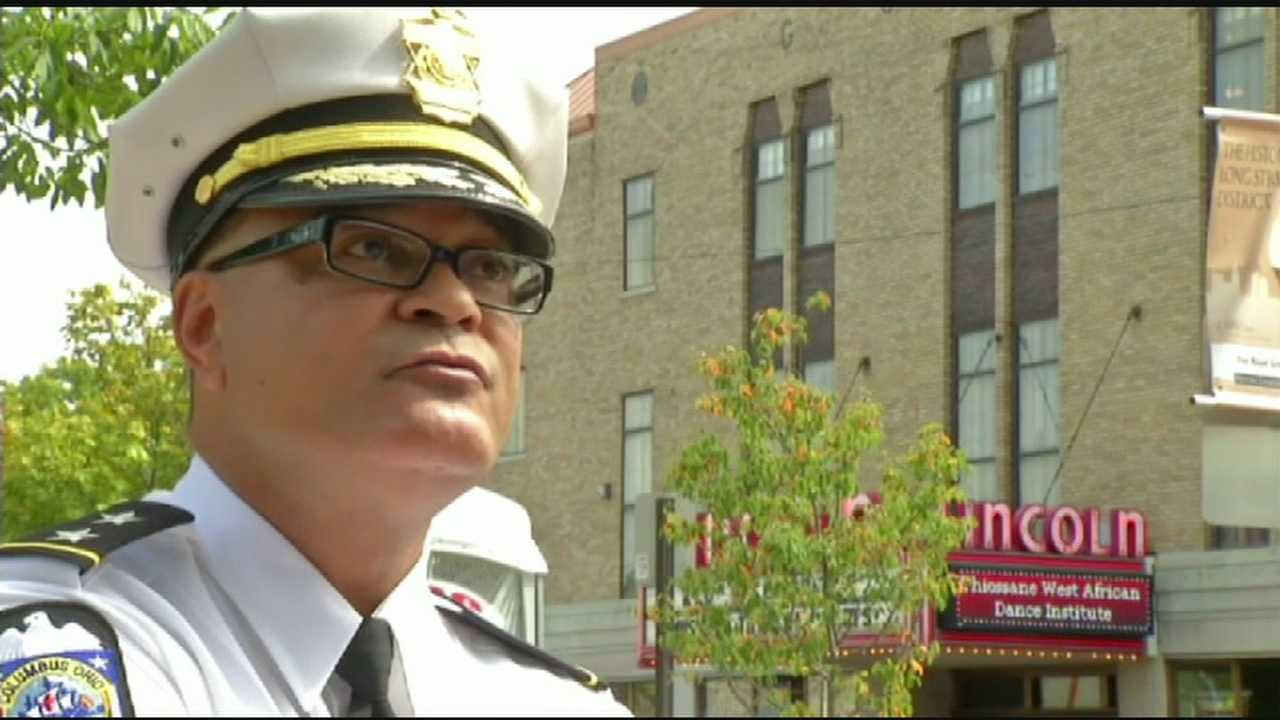 New police chief: 'I want to empower the officers of Cincinnati'