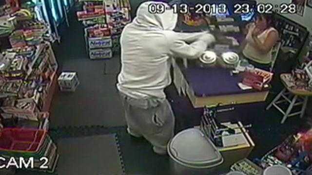 Clifton Market Robbery