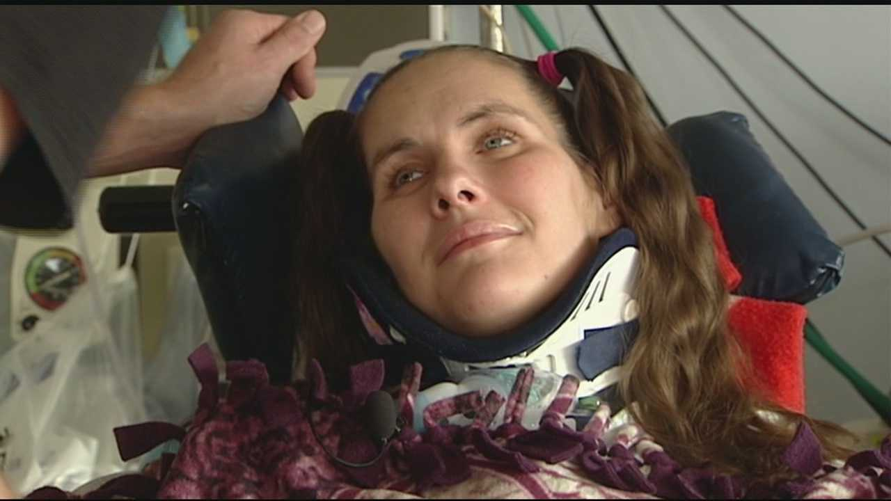 WLWT Exclusive: Shooting victim hopes her story will help others