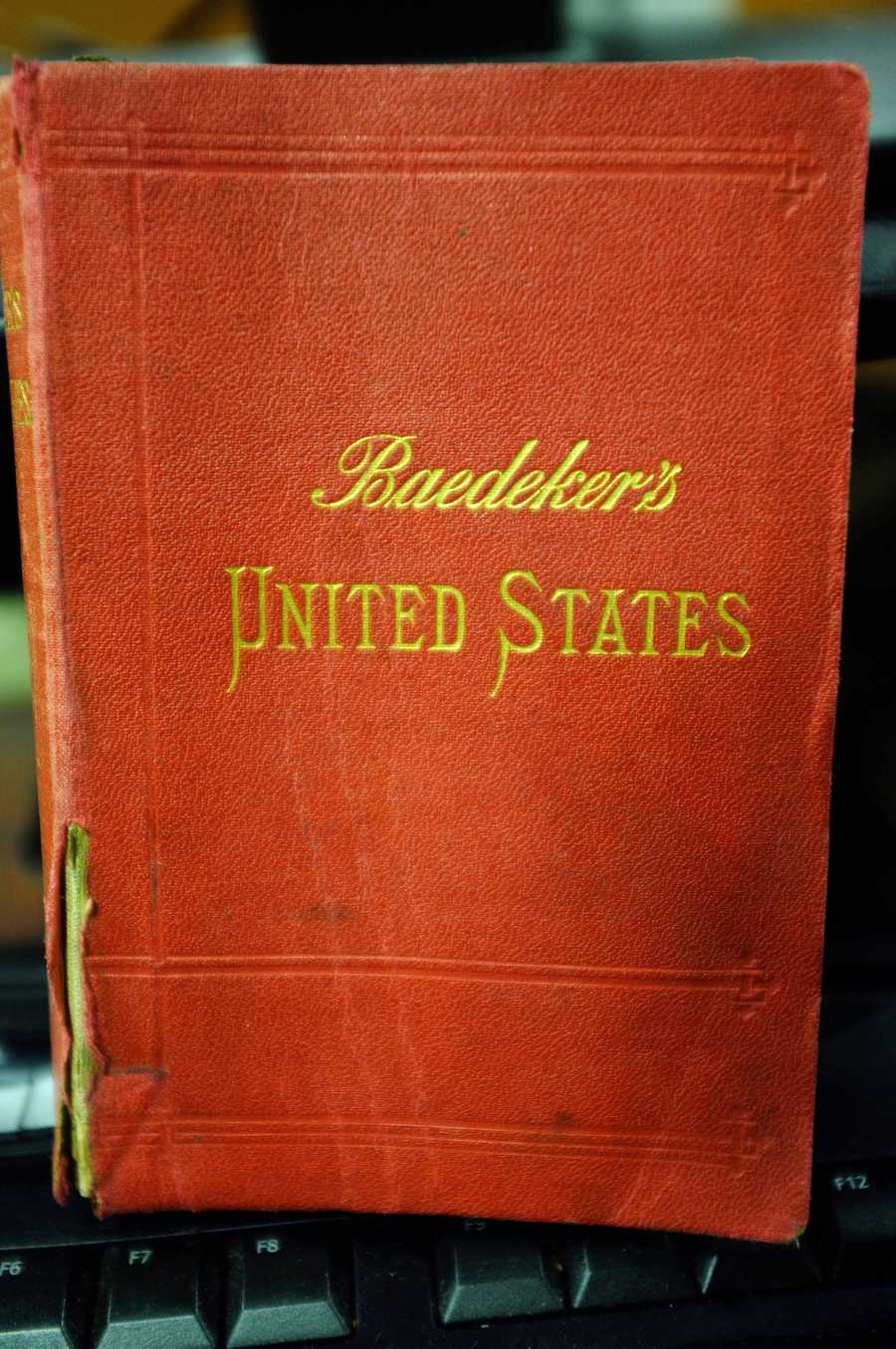 Eight different Baedeker's in the family have been responsible for the guides, the first of which was published in the 1850s. The first U.S. edition was printed in 1893.