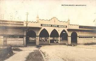 The Queen City Bathing Beach in Bellevue/Dayton