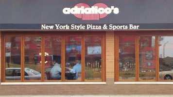 Adriatico's in Clifton.