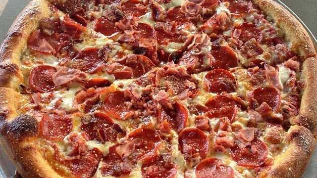 Mellow Mushroom is a national pizza chain with locations in West Chester and Wilder