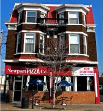 Newport Pizza Company in Newport