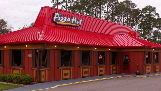 Pizza Hut is one of the largest pizza chains in the country with several dozen locations in the Tri-State