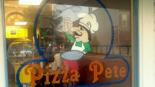 Pizza Pete in Brookville