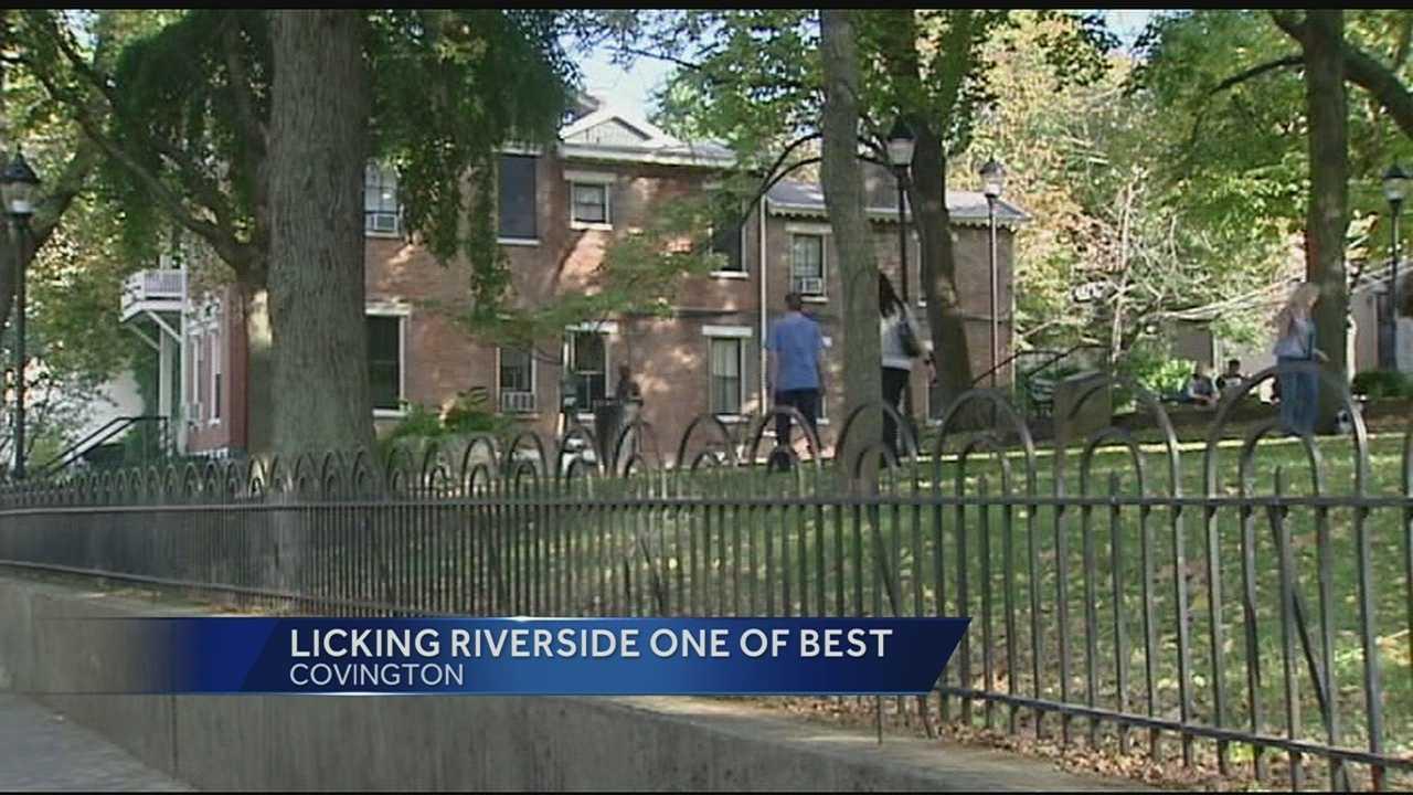 Covington neighborhood named one of nation's best