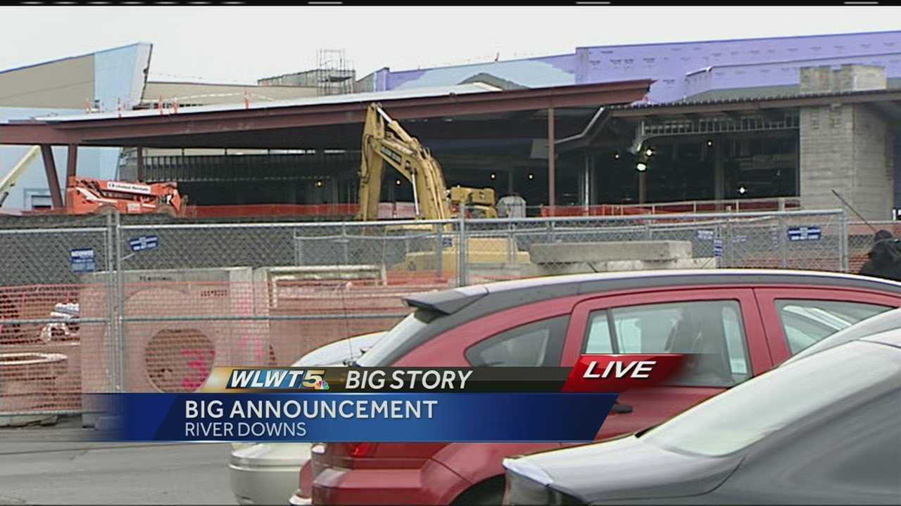 River Downs to become Belterra Park, racino