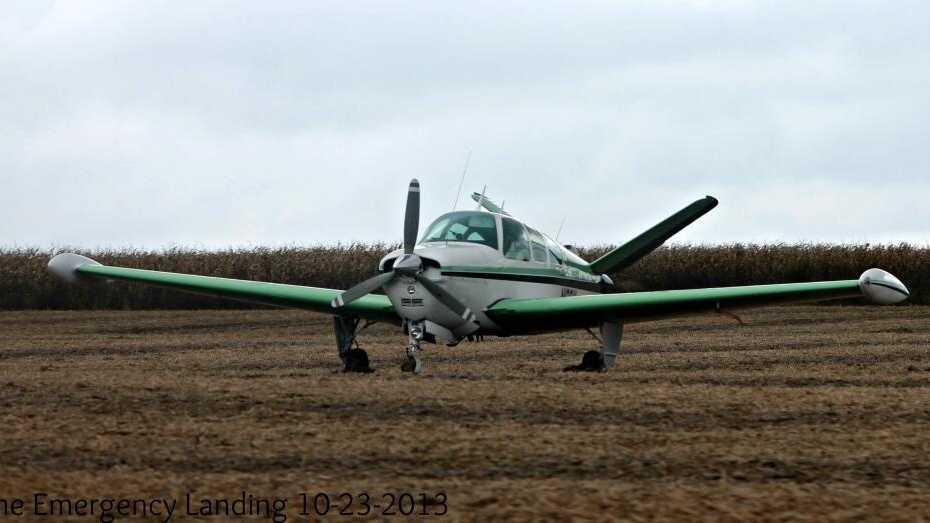 Wilmington forced landing Sarah Newton.jpg