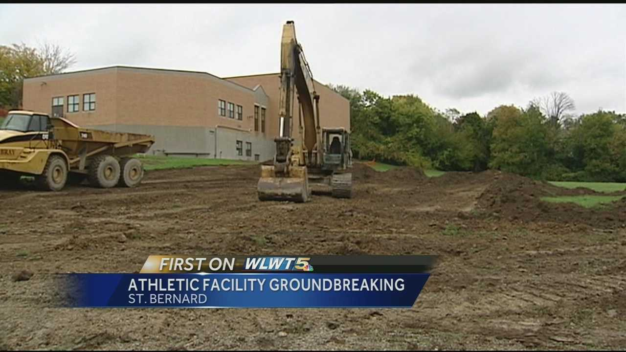 Roger Bacon, Friars Club break ground on new building