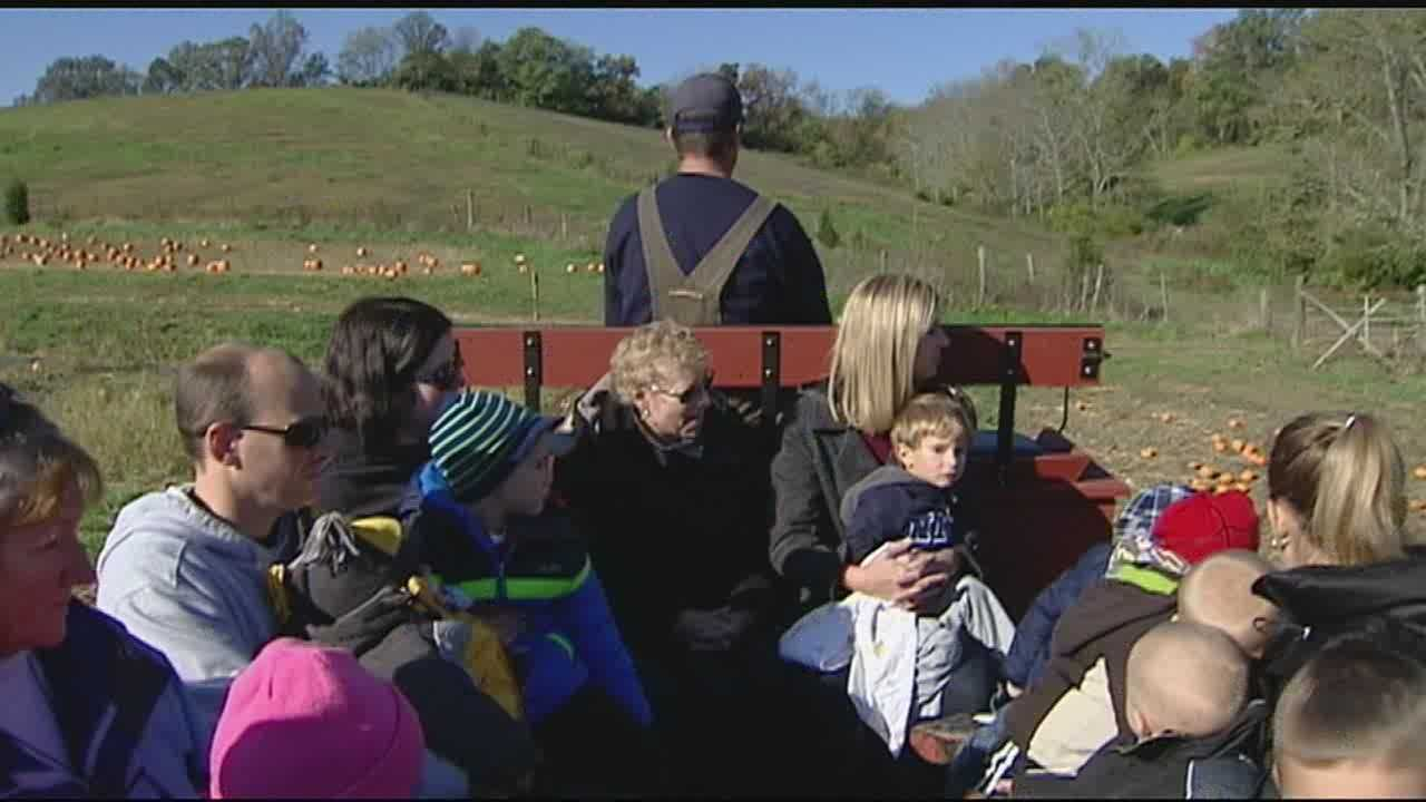 Fall festivals around the Tri-State are bringing plenty of families to local farms.