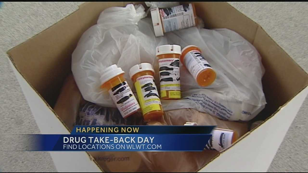 Drug take-back programs lower chance of unused medication abuse