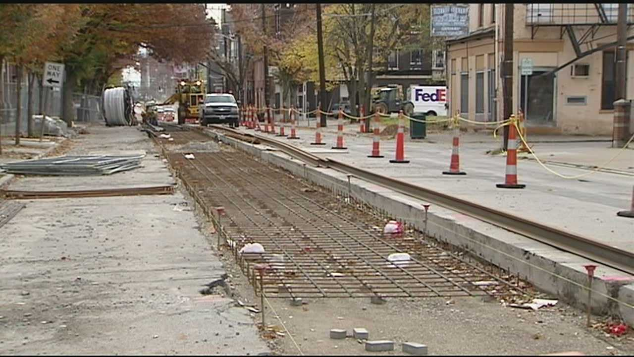 Mayor-elect Cranley begins to talk about stopping the streetcar project in Cincinnati.