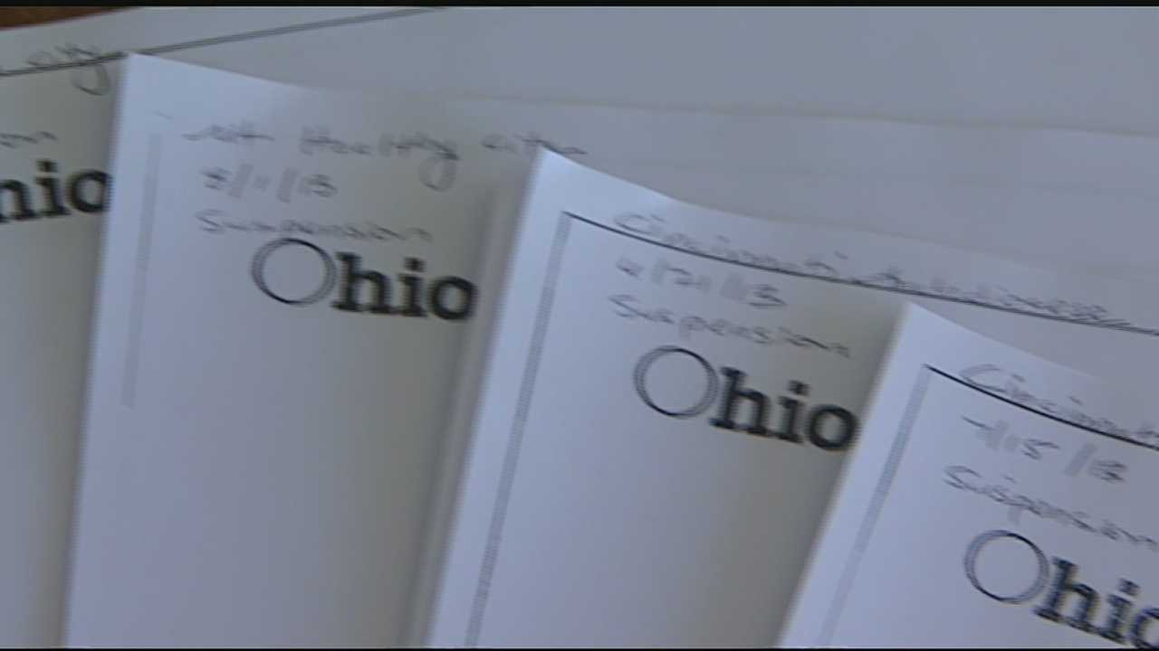 Teachers are usually the ones leading by example, but WLWT News 5's Jackie Congedo dug through dozens of pages of state reports documenting educator misbehavior.