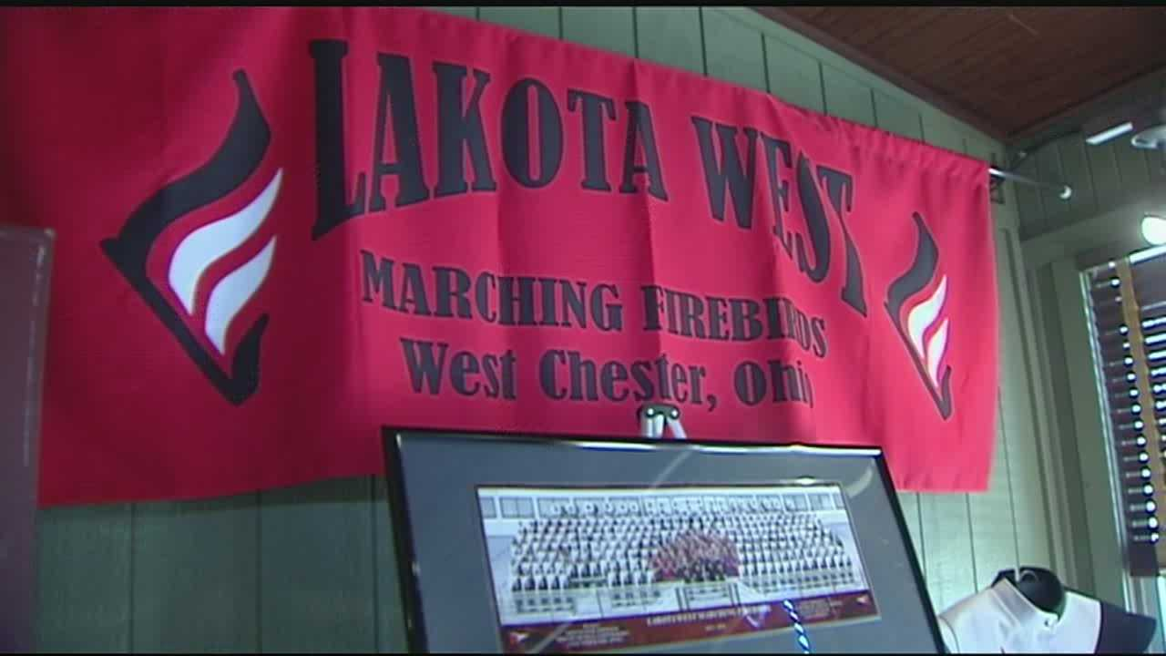 Lakota West Band prepares for Macy's Day parade