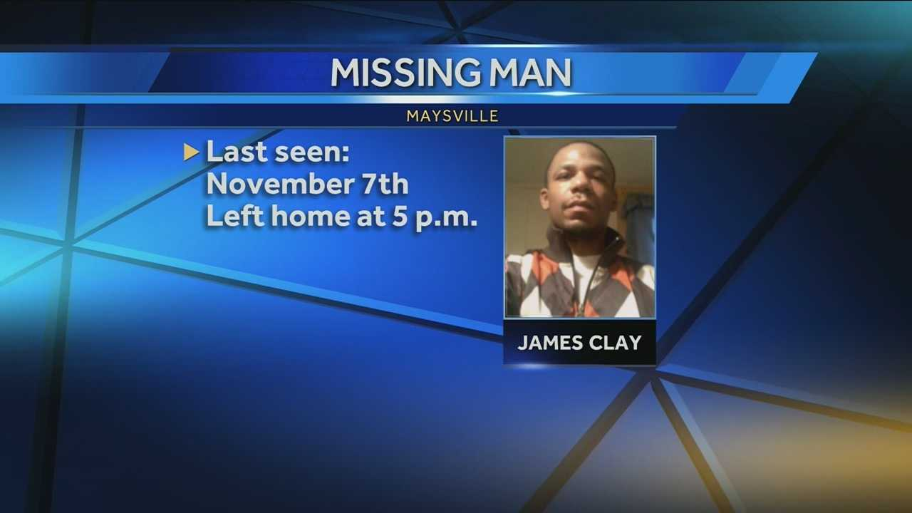 missing james clay