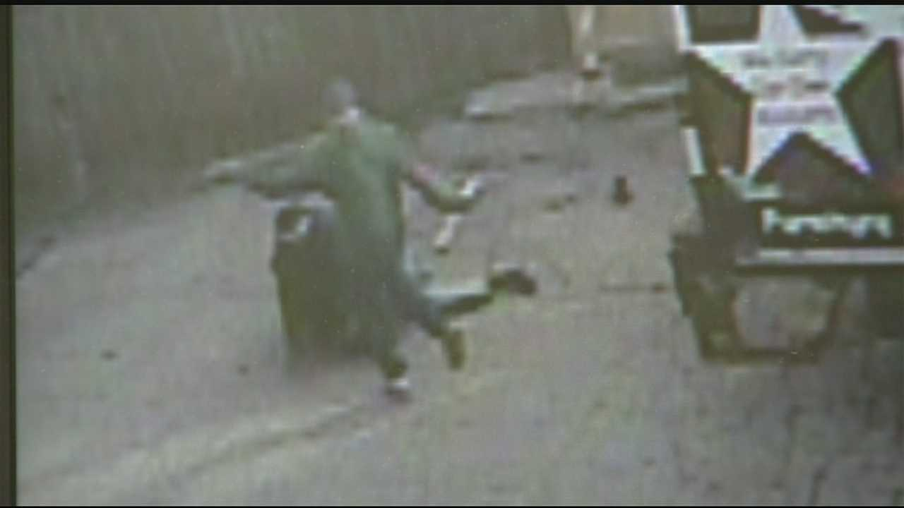 A brutal attack of African Immigrants caught on camera - and the police say this is not the only incident they've had.