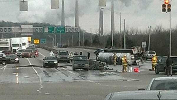 U.S. 50 tanker crash 112713.jpg