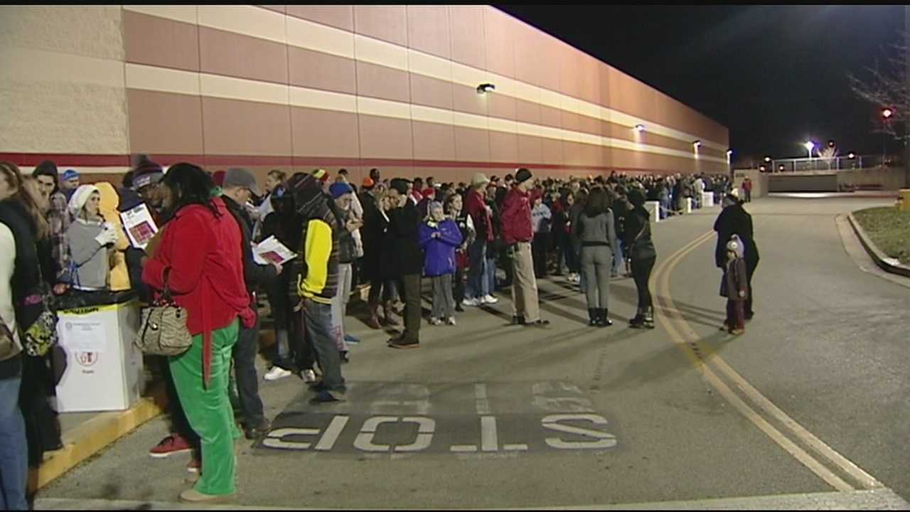Many retailers started Black Friday shopping early this year.