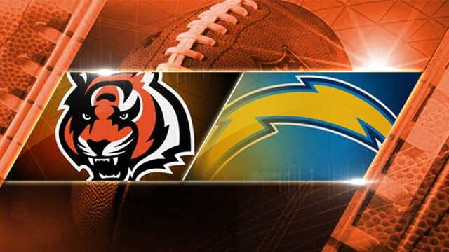 bengals at chargers generic