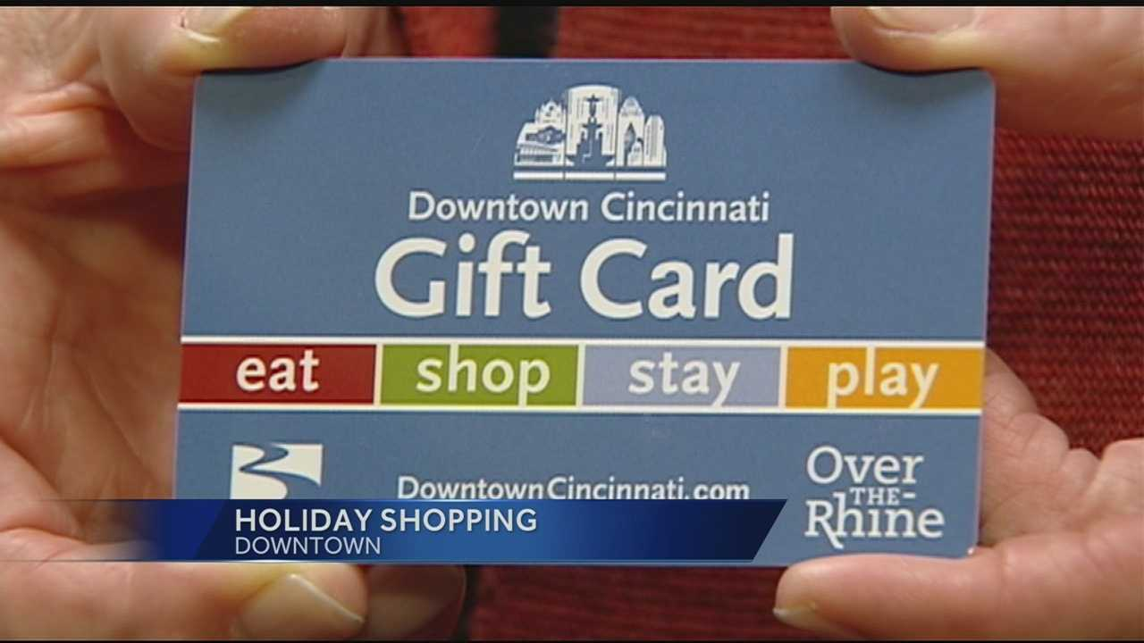 You can now give a gift card to family or friends and know the money is staying right here in the Tri-State.