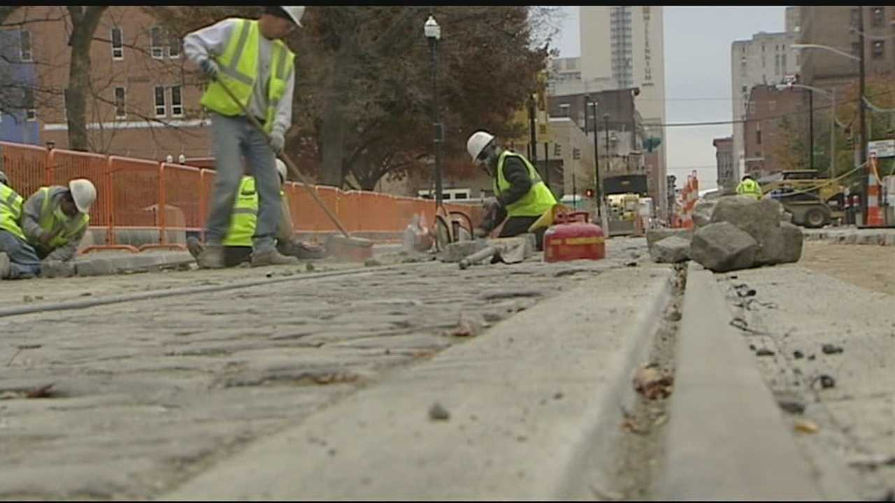 "The director of the Cincinnati streetcar project has ordered preparations be made for ""winding down"" work on it."