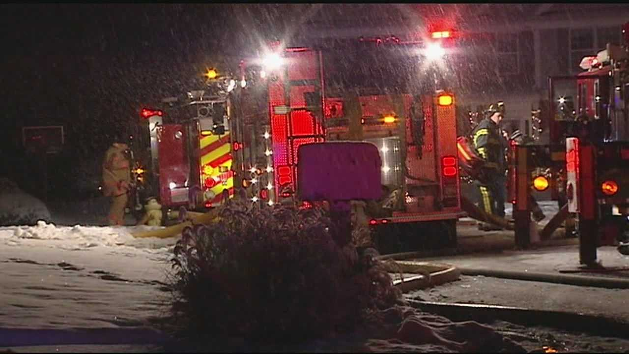 Colder weather can create dangers as people try to stay warm and means more challenges for firefighters.