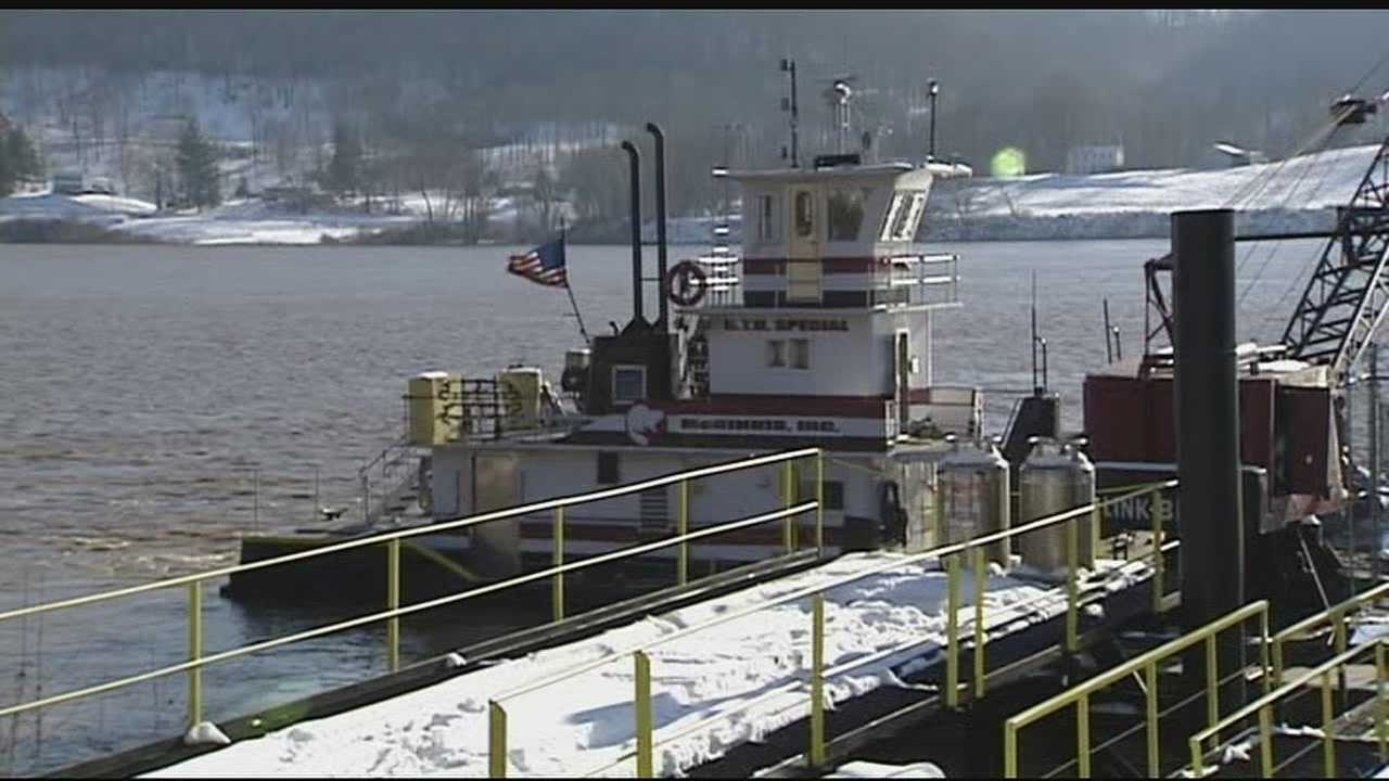 "Anderson Ferry manager Paul Anderson told WLWT no one actually saw Souder go into the water. It wasn't until the captain reached the Ohio shore that he sounded the ""man overboard"" alarm."