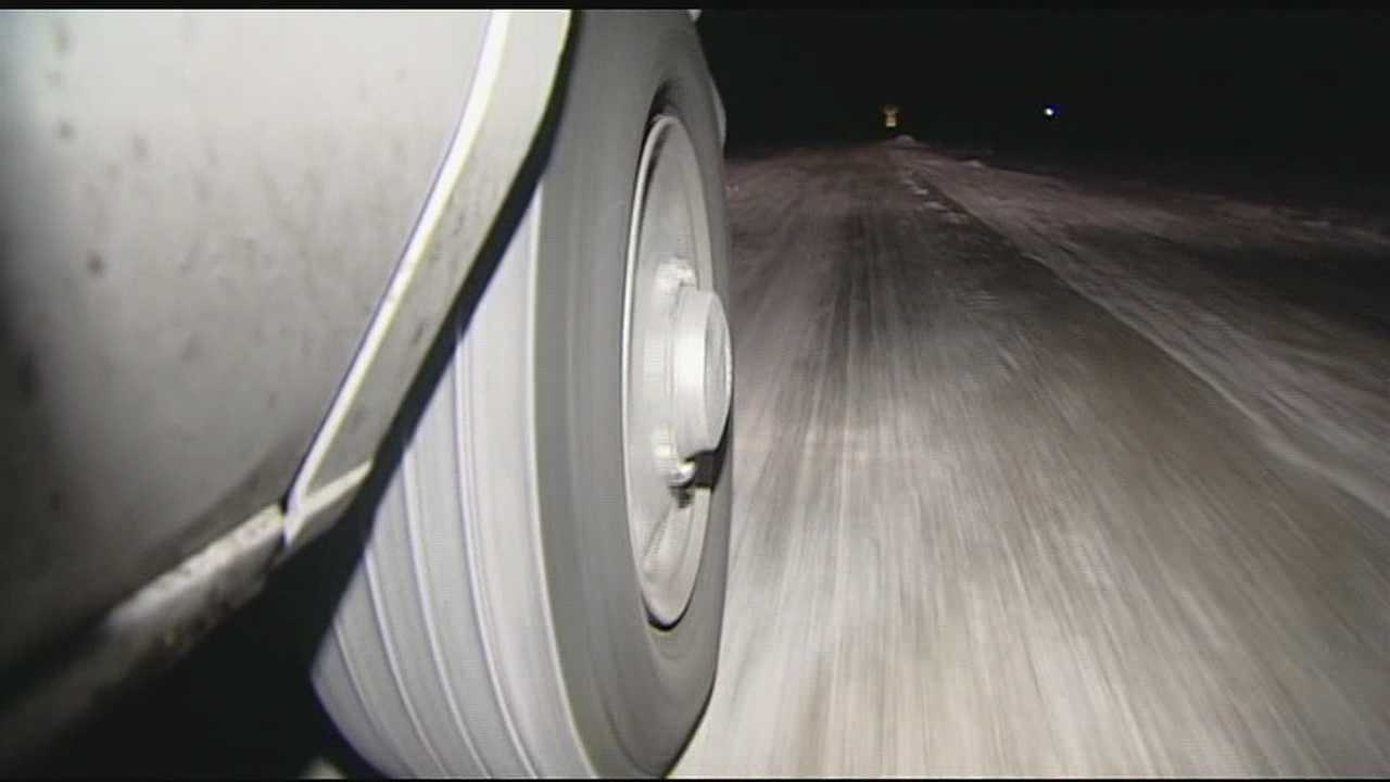 Travel advisory issued for Franklin County