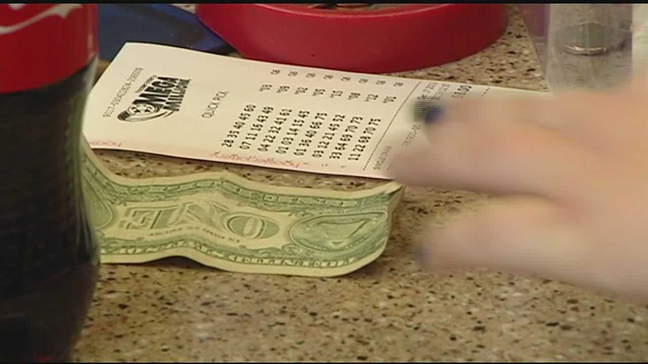 When no winner was selected in Friday's drawing, the jackpot rolled over to $550 million, and it jumped again Monday to $586 million, with a cash payout of $316.5 million.