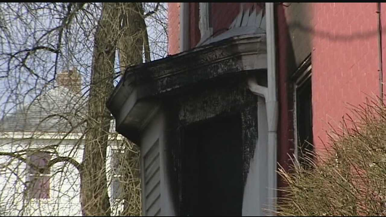 1-year-old in critical condition after Christmas Eve fire