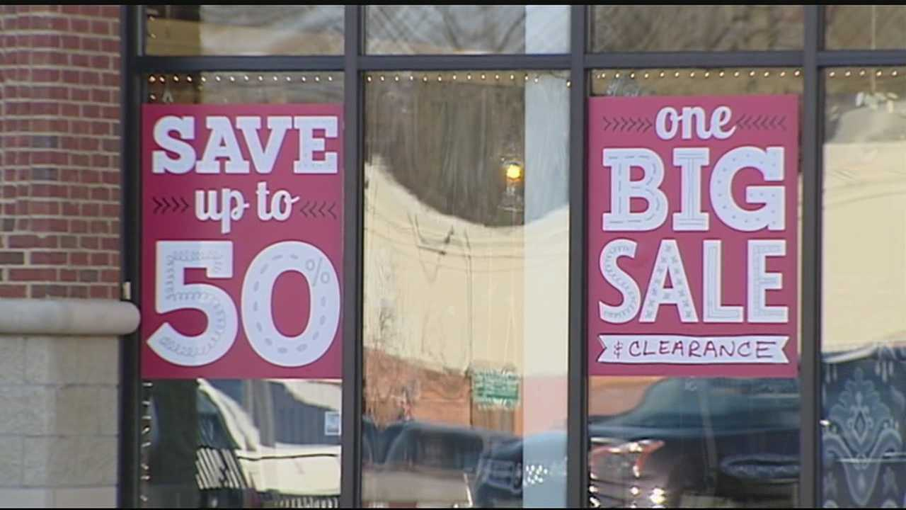 Shoppers search for bargains day after Christmas