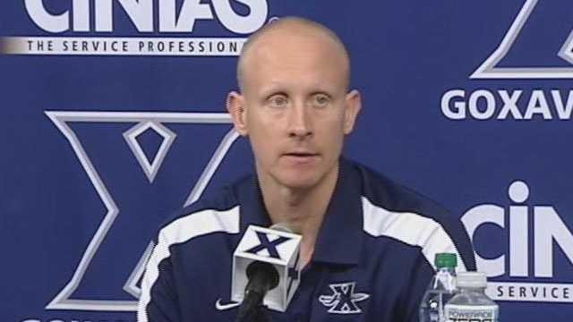 Chris Mack Xavier coach generic